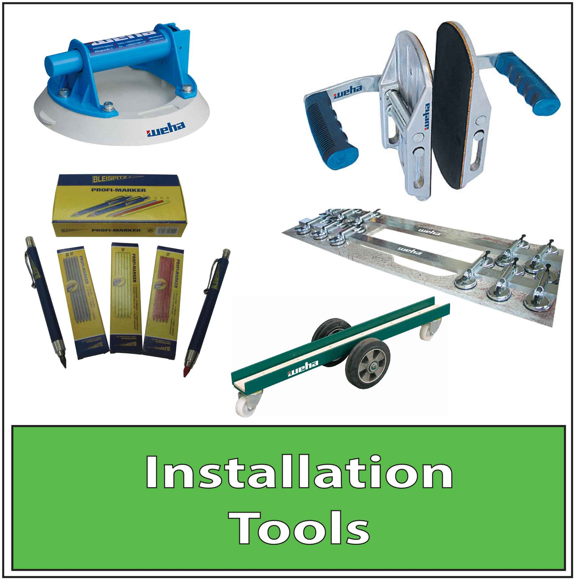 Granite Vacuum Cup Granite Pencils Granite Installation Tools