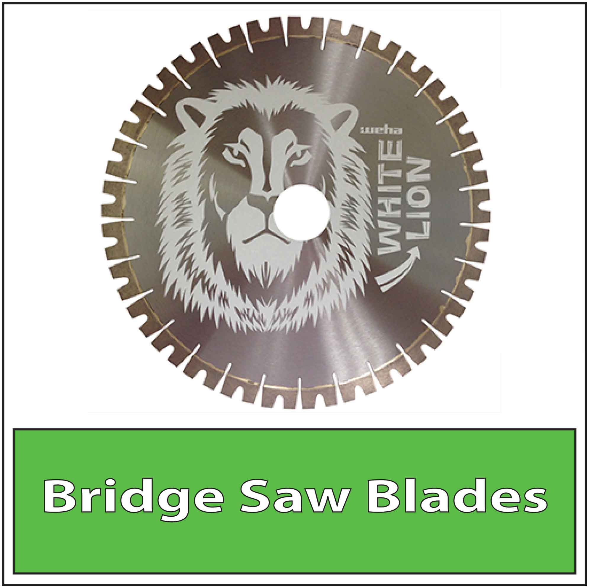 Granite Bridge Saw Blades for Granite Stone Fabrication