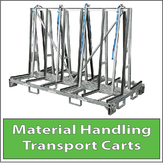 Granite Transport Rack Stone Truck A Frame Cart