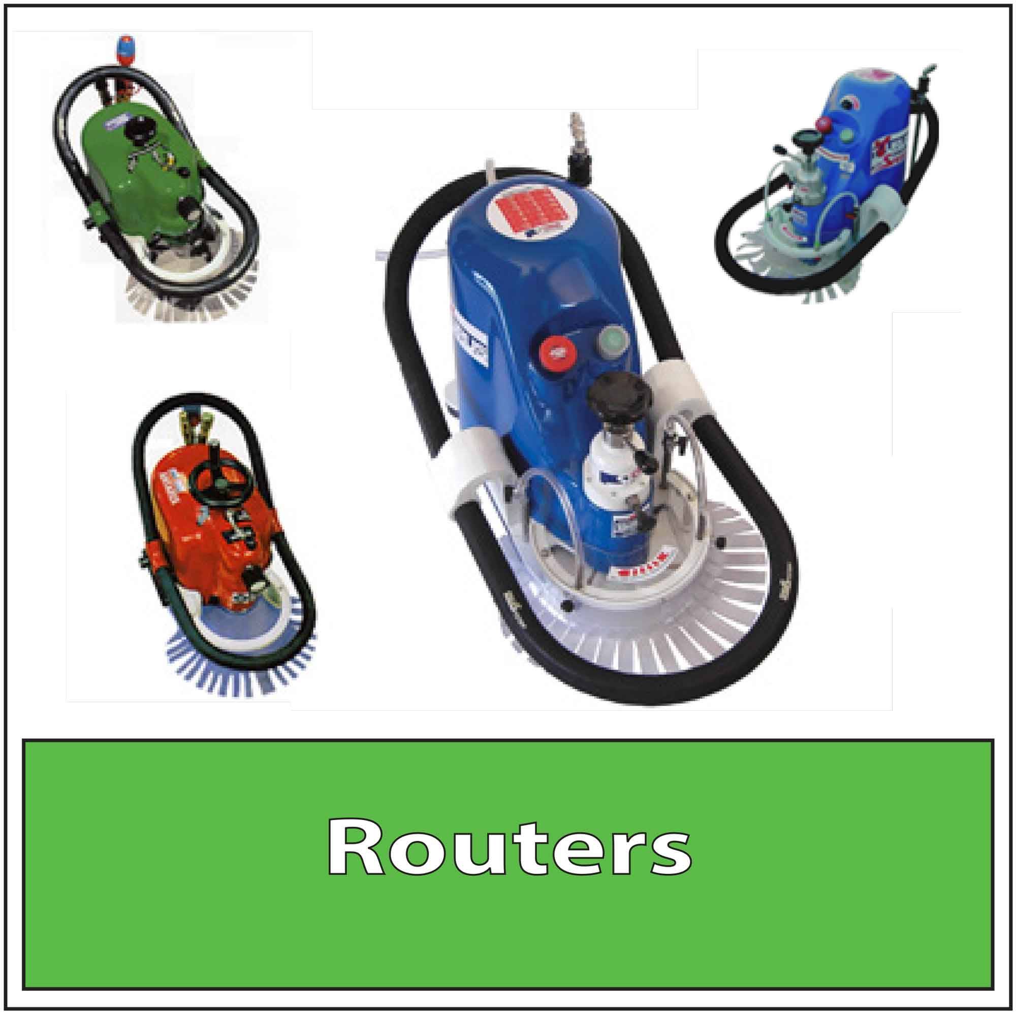 Granite Router Stone Fabrication Electric Router Hydraulic Router