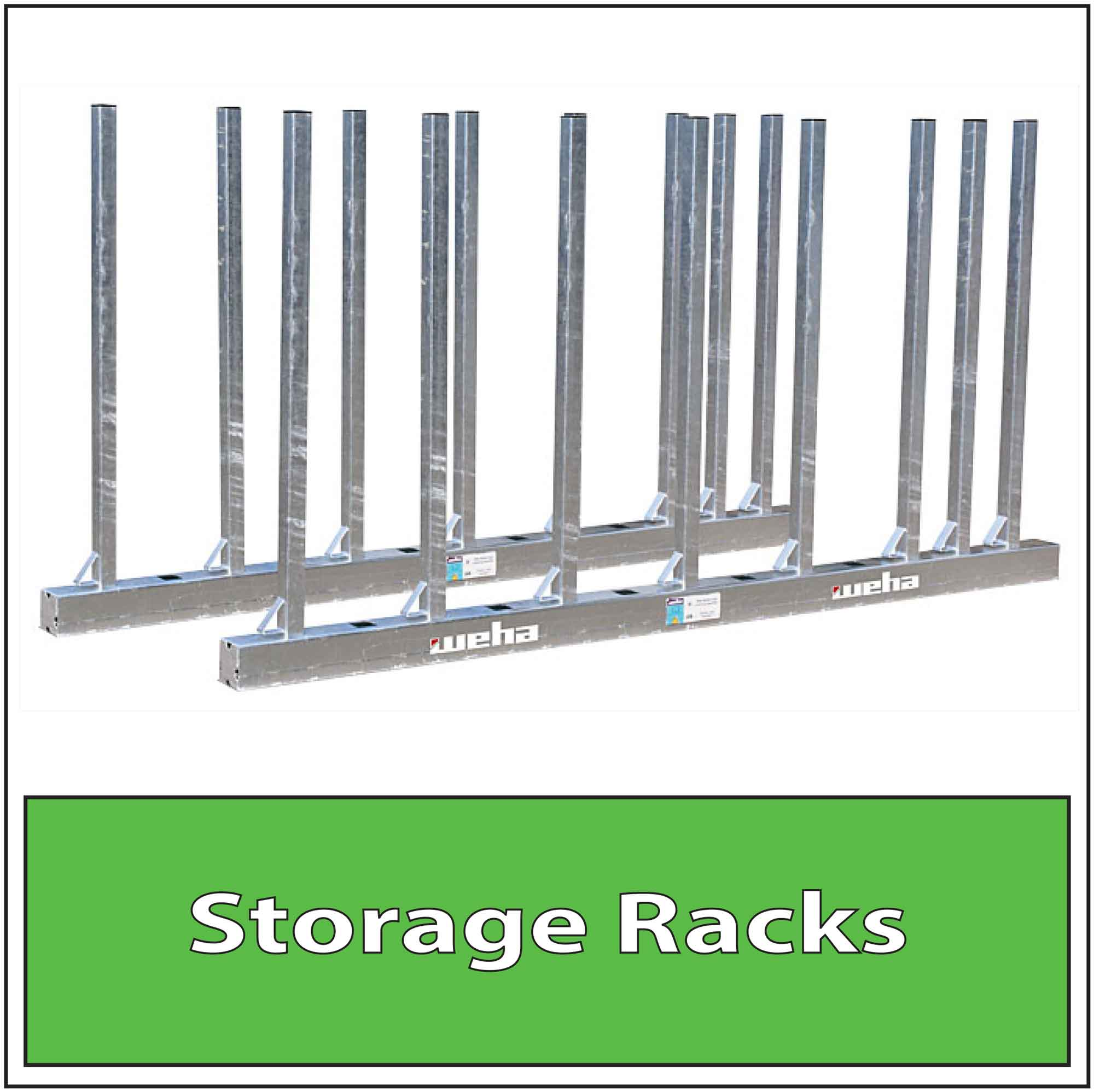 Granite Storage Bundle Rack A Frame Stone Storage