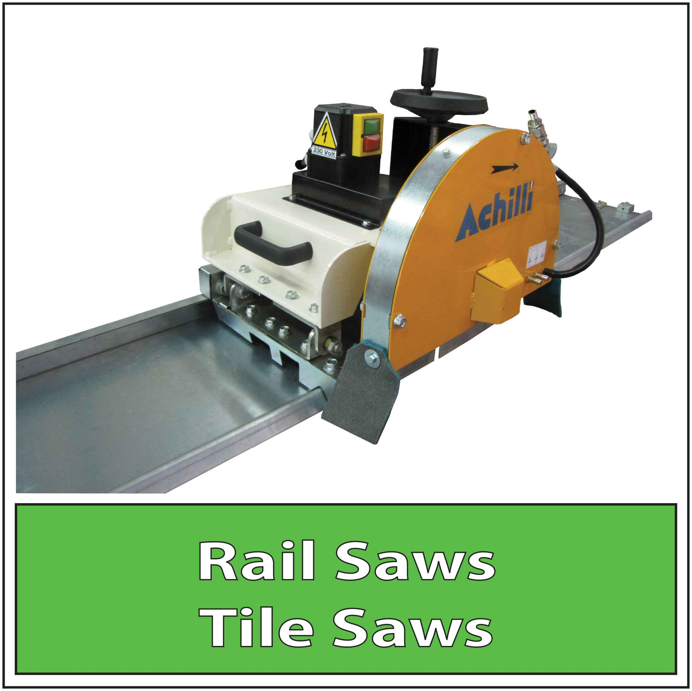 Granite Track Saw Rail Saw Stone Tile Saw