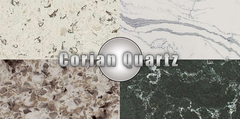 Corian Quartz crystals incredibly durable