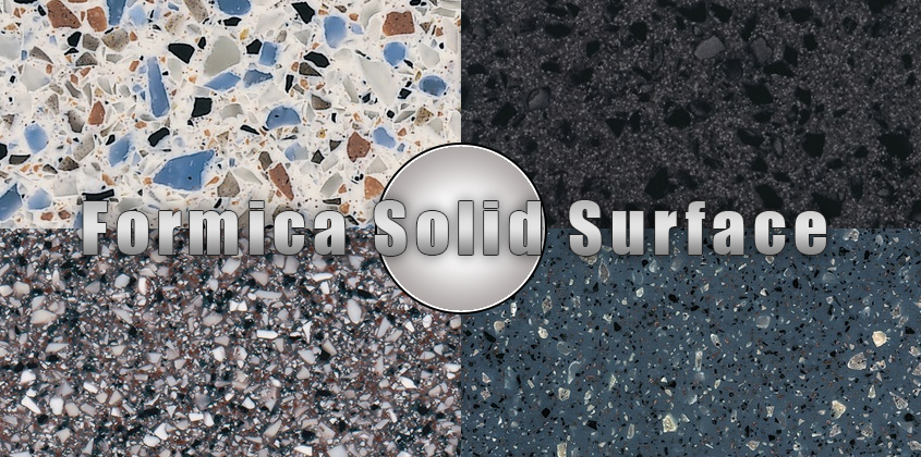 Formica Solid Surface Countertop Install Info