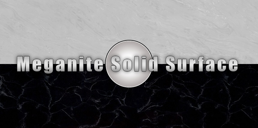 Meganite Solid Surface Countertop Install Info