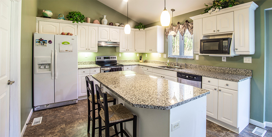 Guidelines For Supporting Countertops Installing