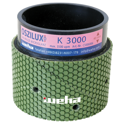 K3000 Oscillating Drum Wheels