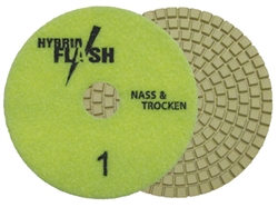 Weha Flash Hybrid Pads Step 1