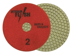 Weha Flash Hybrid Pads Step 2