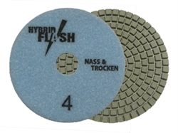 Weha Flash Hybrid Pads Step 4