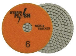 Weha Flash Hybrid Pads Step 6