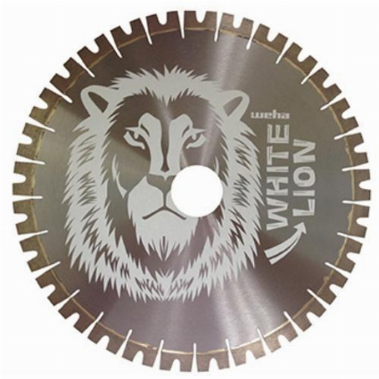 "16"" White Lion Quartzite Diamond Bridge Saw Blade for stone Part#  128904"