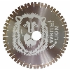 "24"" Diamond Bridge Saw Blade for Quartzite, Granite, Stone White Lion Part#  128906"