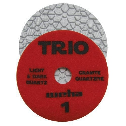 3 Step Diamond Polishing Pad, Best 3 Step Diamond Polishing Pad Part#  13341