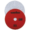 "Part# 13356 5"" Weha 3 STEP Hybrid Step 1 Diamond Polishing Pad Granite Marble Engineered Stone"