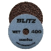 "Granite Polishing Pad, Diamond Polishing Pad,  4"" Granite Polishing Pad, Weha, 400 Grit Part #  134400"