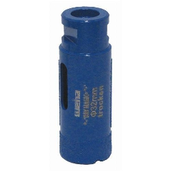 "Weha Dry Magic 1 1/4""-32mm Vacuum Brazed Core Bit #134493"