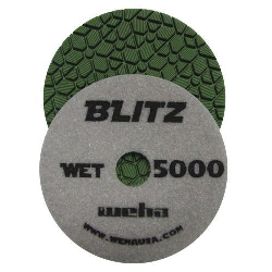 "Granite Polishing Pad, Diamond Polishing Pad,  4"" Granite Polishing Pad, Weha, 3000 Grit Part#  1345000"