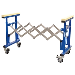 Expandable Scissor work Table