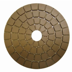 "4"" Weha 5 Step C Frame Resin Diamond Polishing Pad Pos 4 Part#  13553"