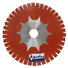 Reinforced Core Miter Diamond Bridge Saw Blade, Granite, marble, Quartzite