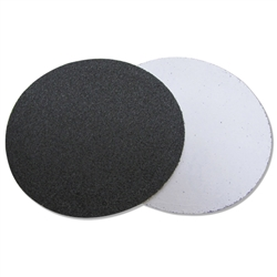 "5"" 80 grit Marble Sandpaper, Silicon Carbide Sandpaper, PSA sandpaper, Sticky Part # 142217"