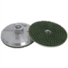 30 grit Resin Filled Diamond Cupwheel, Aluminum Cup Wheel, Chip Free Grinding Pitbull, Part #142311