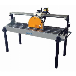 "Achilli ANR 130 Bench Tile Saw-Cutting length up to 52"" Part#  14440"