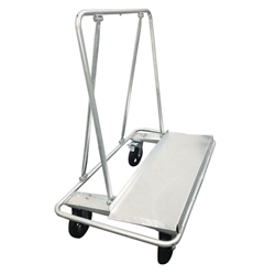 Galvanized Drywall Shop Cart, Stone Cart Shop Cart, Drywall Cart, Part #145502