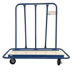 Large Stone Material Handling Stone Cart Shop Cart, Drywall Cart, Part #147604