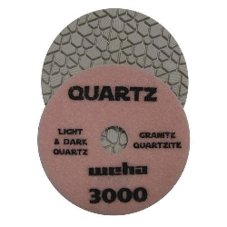 Quartz Polishing Pad, Quartz Stone Diamond Polishing Pad, Part#  1643000