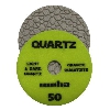 "4"" Weha Quartz Diamond Polishing Pad, Engineered Stone Polishing Pad, Part#  16450"