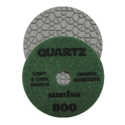 Quartz Polishing Pad, Quartz Stone Diamond Polishing Pad, Part#  164800