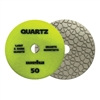 "Part#  16550 5"" Weha ES Engineered Stone Diamond Polishing Pad 5 Inch 50"