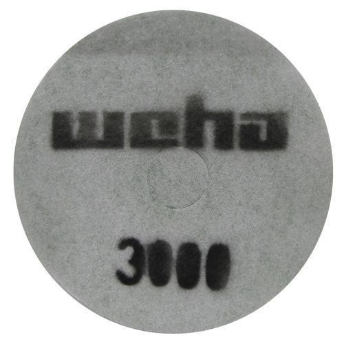 3000 grit weha 17 slim diamond floor polishing pad for 17 floor buffer pads