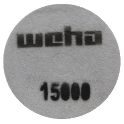 "Part # 1758 Weha 17"" Slim Diamond Floor Polishing Pad 15000 Grit"