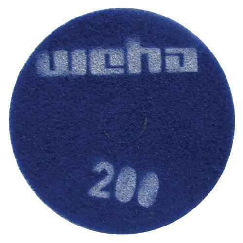 200 grit 17 thick diamond floor polishing pad for 17 floor buffer pads