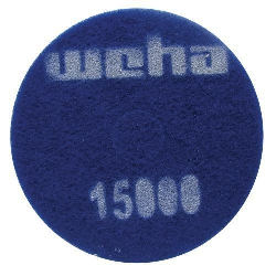 "Part # 1768 Weha 17"" Thick Diamond Floor Polishing Pad 15000 Grit"