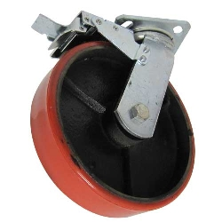 "8"" x 2"" Swivel Wheel For"