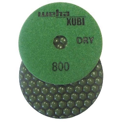 Dry Diamond Polishing Pad, 800 Dry Diamond Polishing Pad, Granite Dry Polishing Pad Part # 40454
