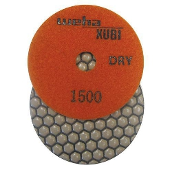 Dry Diamond Polishing Pad, 1500 Dry Diamond Polishing Pad, Granite Dry Polishing Pad Part # 40455
