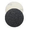 "5"" Velcro Silicon Carbide Sandpaper 40 grit Box of 100 Part # 4421"