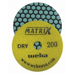 Dry Granite Polishing Pad, Dry Marble Polishing Pad, Honeycomb Dry Polishing Pad part # 50409