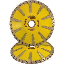 "Granite Diamond Turbo Contour Blade, Side Diamond, 5"" Matrix Part#  50505"