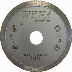 "Weha 4"" Continuous Rim Blade Part#  51489"