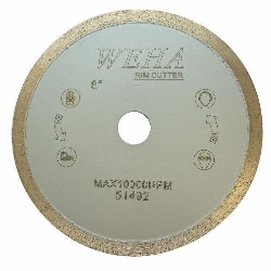 "Weha 4"" Continuous Rim Blade Part#  51492"