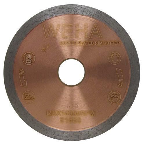 Copper Core Porcelain Blade Copper Core Ceramic Blade