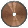 "6"" Copper Core Diamond Blade, Copper Core Glass Blade, Copper Core Porcelain, Part # 51551"