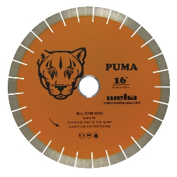 25mm Granite Bridge Saw Blade, Quartz Stone Bridge Saw Blade, Diamond Bridge Saw Blade Puma part # 5308