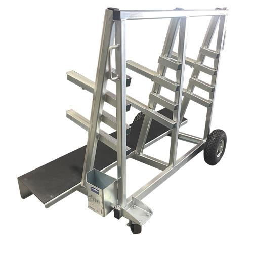 Stone Cart Slab Cart Stone Buggy Material Handling